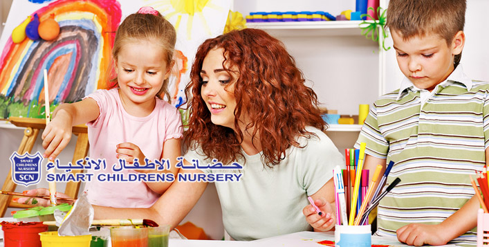 Child's admission in Smart Children's Nursery