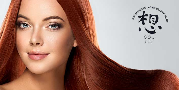 Hair Straightening or Smoothening @ Al Barsha