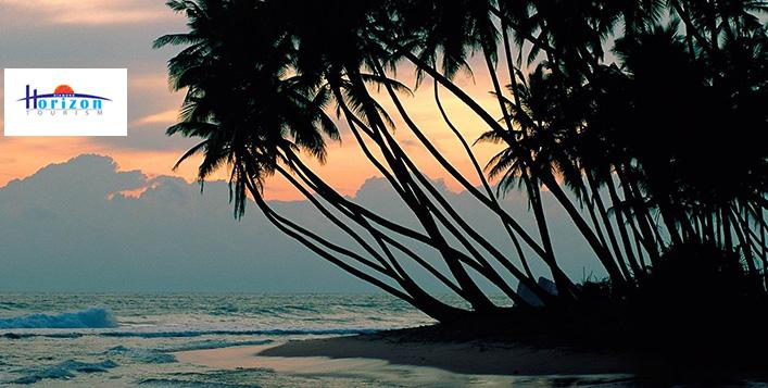 Sri Lanka: 3n/4d+Flights,Tours&Tax!