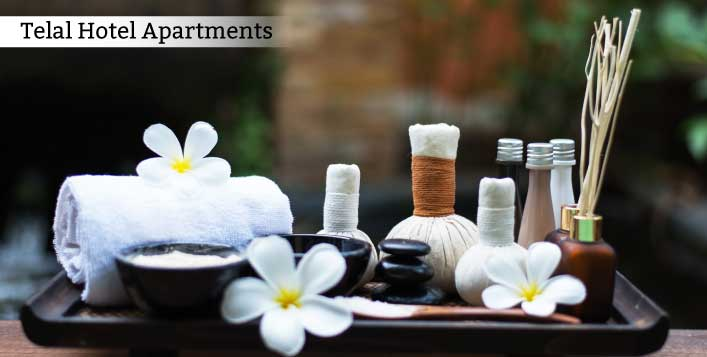 Relaxation Therapy at Telal Hotel Apartments