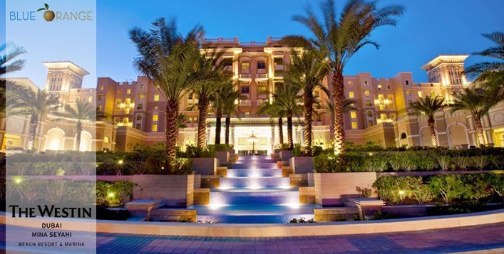 The westin dubai mina seyahi beach resort
