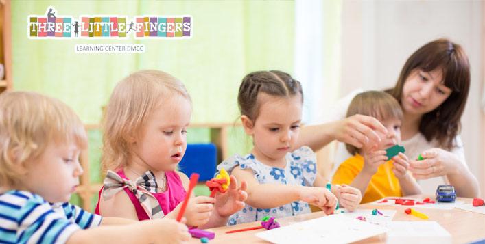 KDHA registered Three Little Fingers Nursery