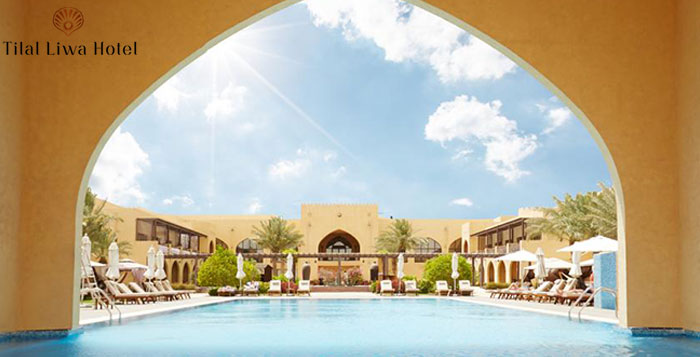 1 or 2 nights All Inclusive Tilal Liwa Stay