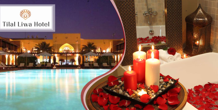 1 Night stay with lunch, dinner & relaxation