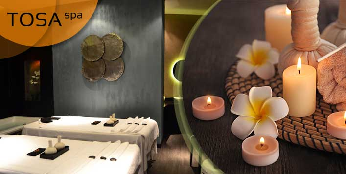 60 Minute Holistic Treatment at TOSA Spa
