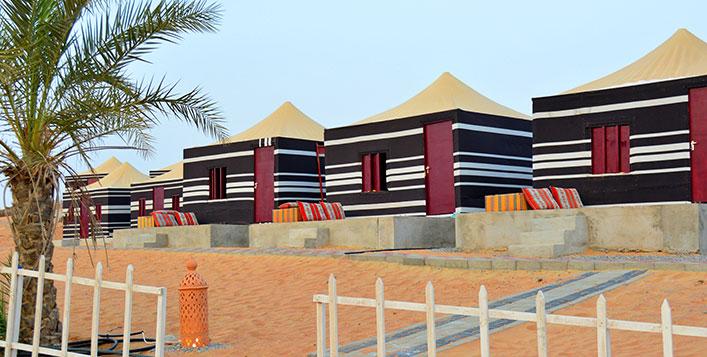 Bedouin Oasis Camp in Ras Al Khaimah