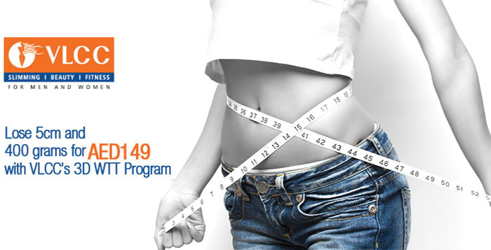 Get a slimmer waist and tummy at VLCC