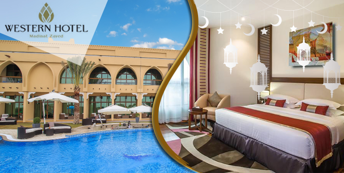 Western Hotel Madinat Zayed Stay & Activities