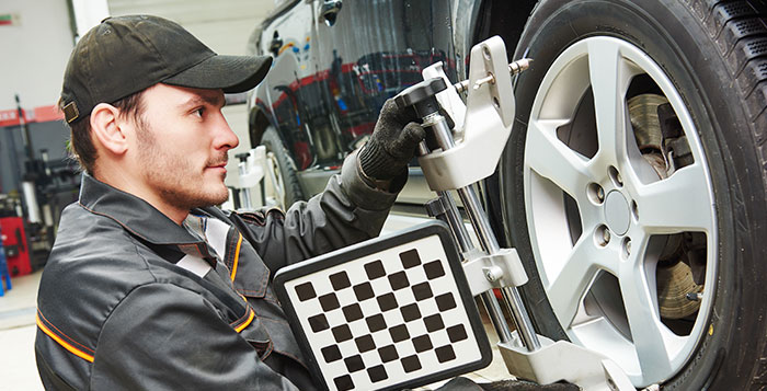 Tyre Rotation, Wheel Balancing & More!
